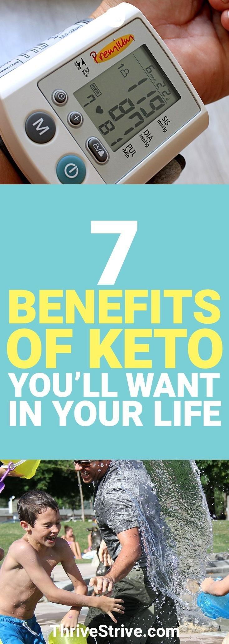 7 Benefits Of A Keto Diet That You'll Want In Your Life