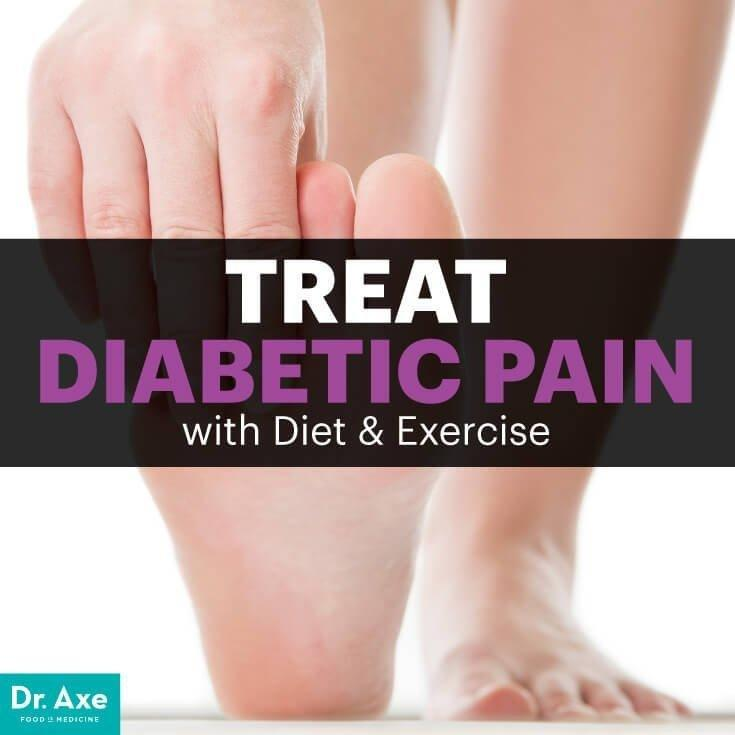 What Helps Diabetic Foot Pain?