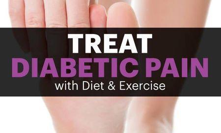 Diabetes Numb Toe