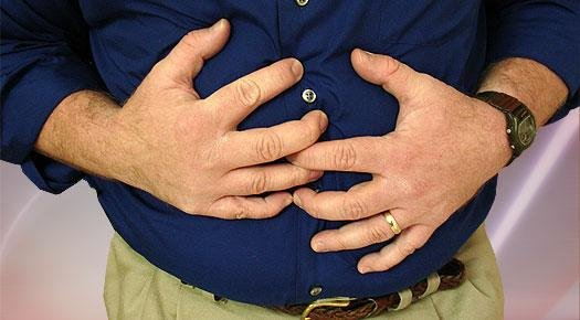 Diabetes Bloated Stomach