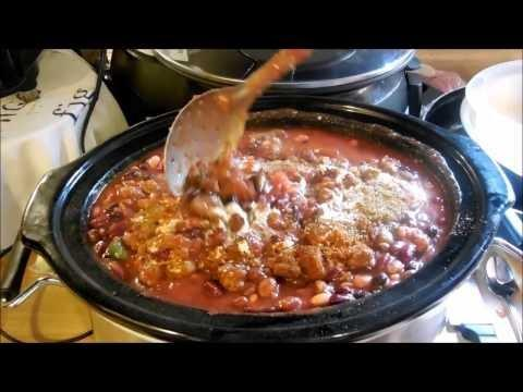 Diabetic Chili Recipes Slow Cooker