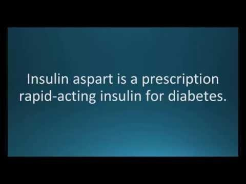 What Is Novolog (insulin Aspart)?