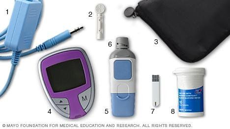 How Do You Do A Blood Sugar Test?