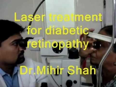 Laser Treatment For Diabetic Retinopathy Side Effects