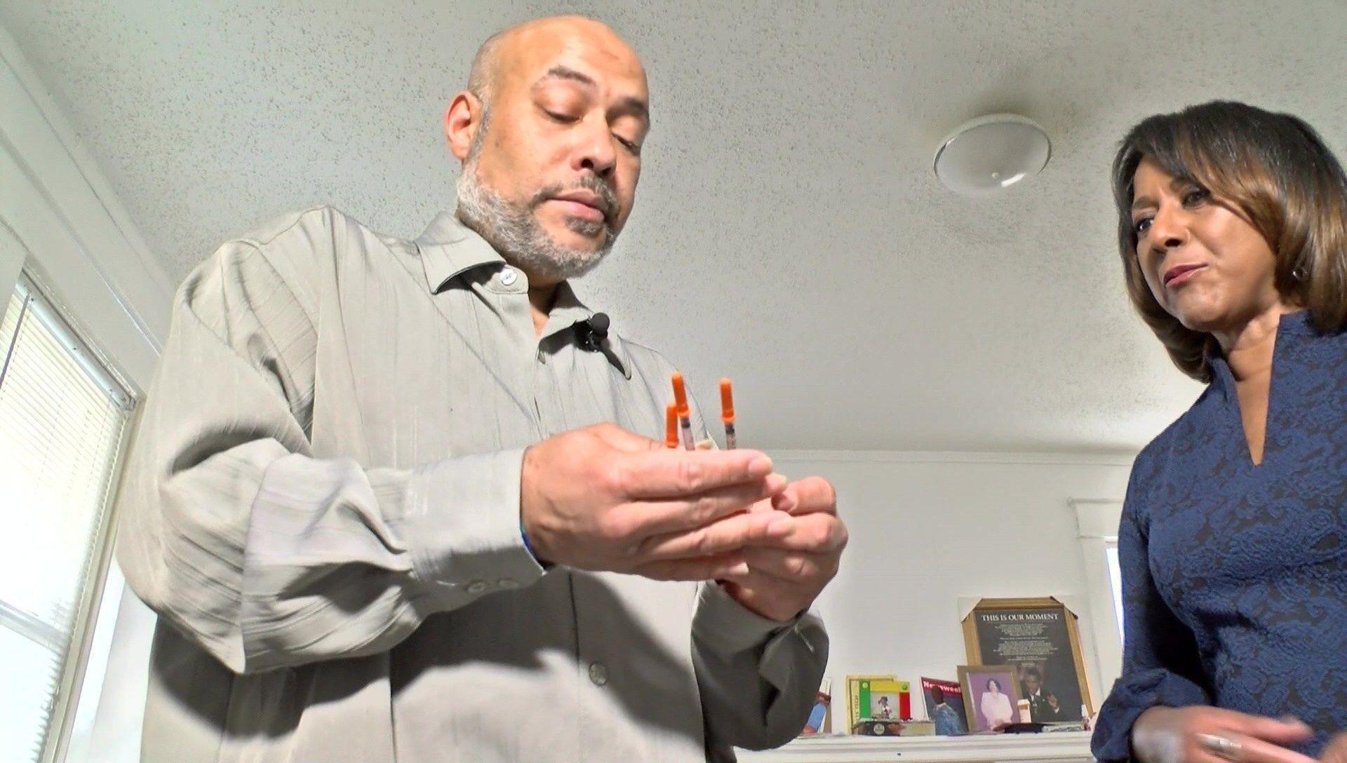 Diabetic Denied Syringes At Walmart Pharmacy Calls 12