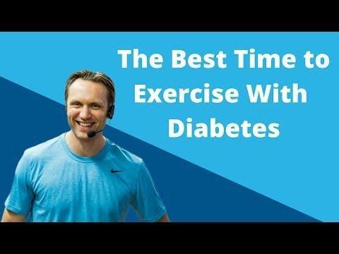 Exercise And Diabetes Sugar Levels