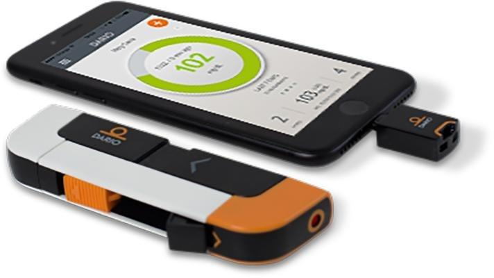 Dariohealth Granted 510(k) Clearance For Apple Lightning-compatible Glucose Monitor