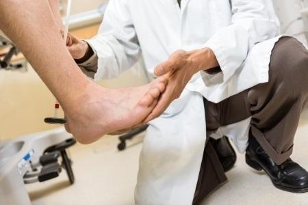 Why Does Diabetes Affect Your Feet?