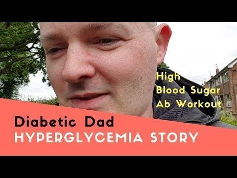 High Blood Sugars (ketoacidosis)