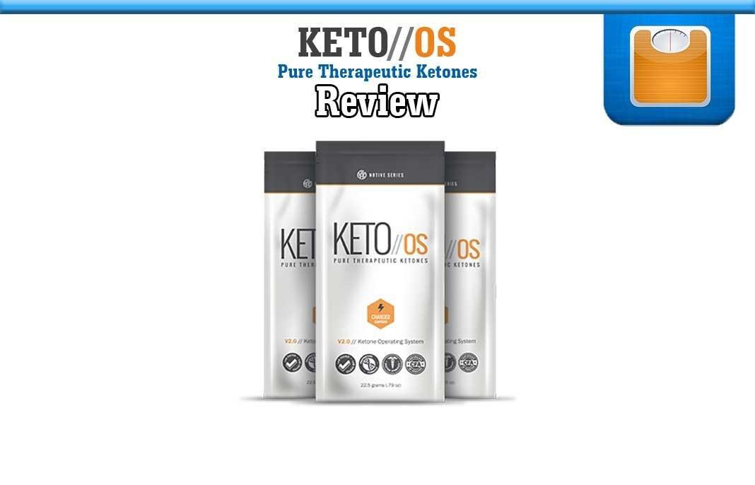 Pruvit Keto-os Review: Pure Therapeutic Ketones?
