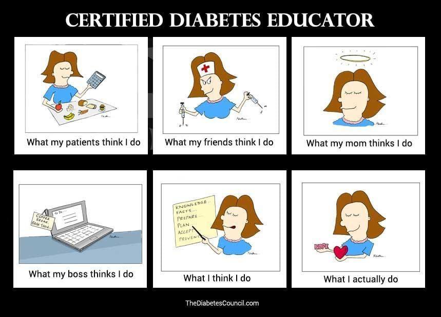Certified Diabetes Educator Training