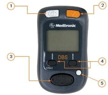 Using Medtronic Dbs Patient Programmer