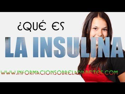 ¿qué Es La Insulina Humana Nph?