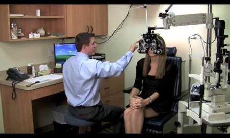 Eye Exam For Diabetes