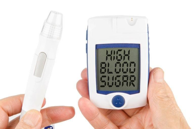 How Much Diabetes Is High