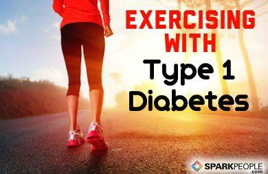 Exercise Can Easily Improve Type 1 Diabetes