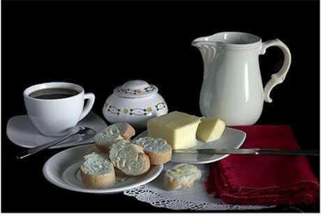 Ejemplos De Desayunos Y Meriendas Para Diabticos