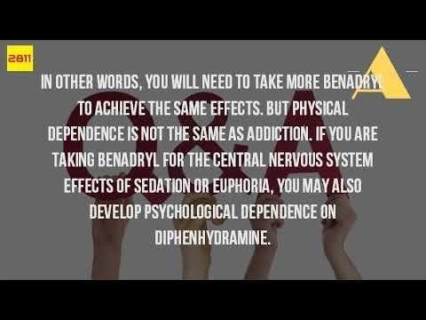 Benadryl And Type 1 Diabetes