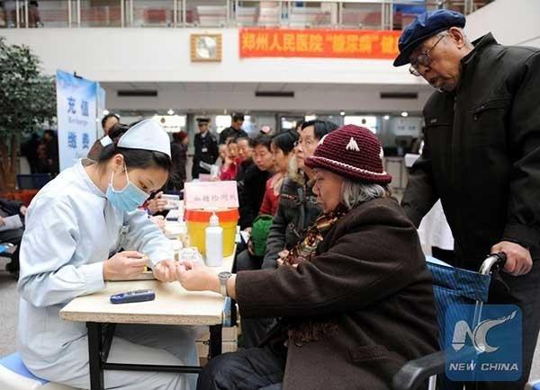 How Many Diabetes Patients In China