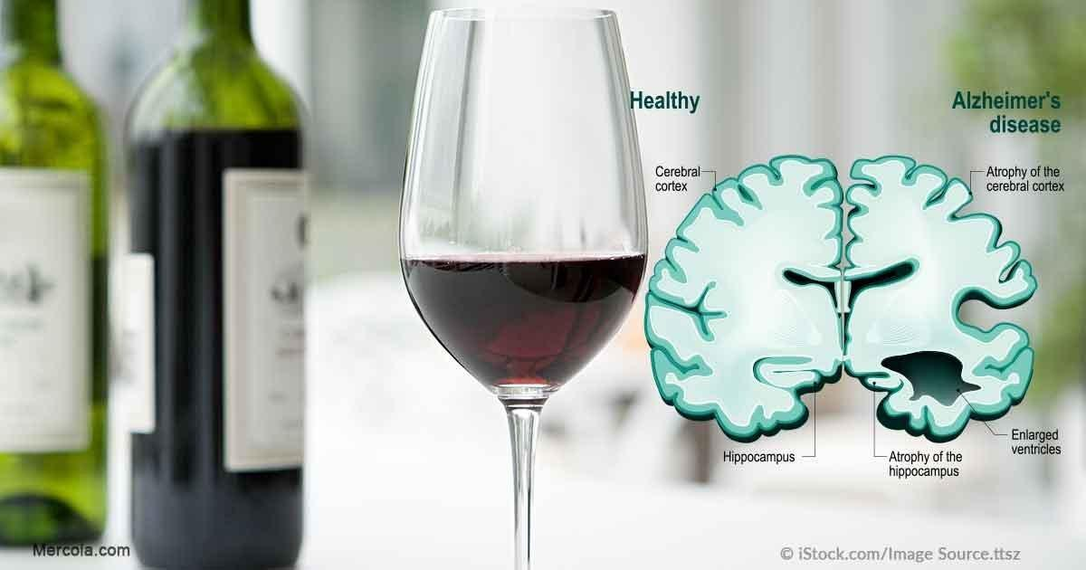 The Role Of Resveratrol In Slowing Down Alzheimer's Disease