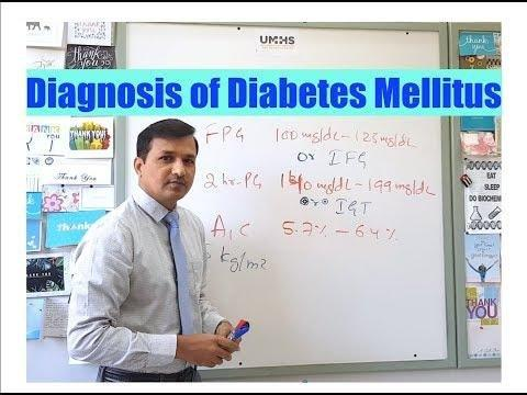 Type 2 Diabetes Ada Diagnosis Criteria