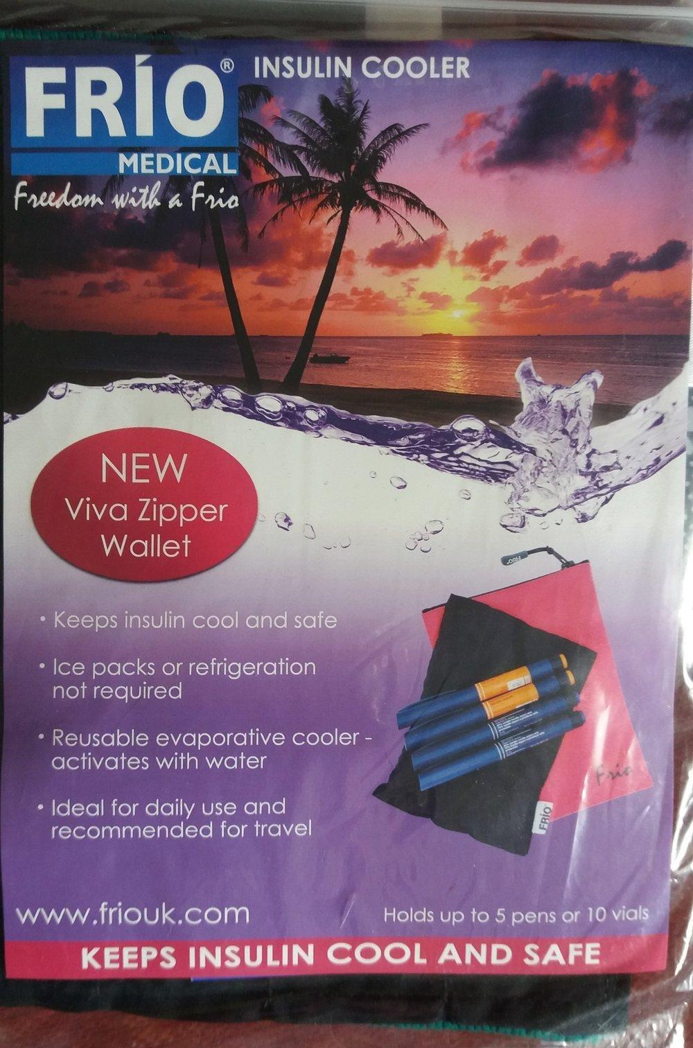 Frio Insulin Cooler Giveaway With Dwed Membership!