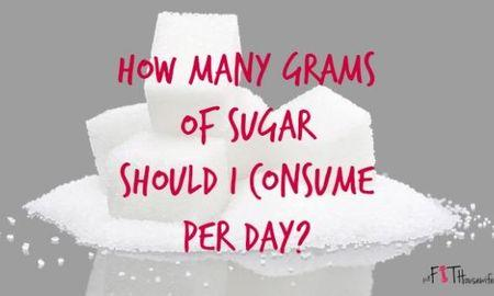 How Many Grams Of Sugar Should Someone With Type 2 Diabetes Have A Day?