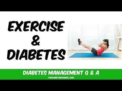 Is Exercise Good For Type 2 Diabetes?
