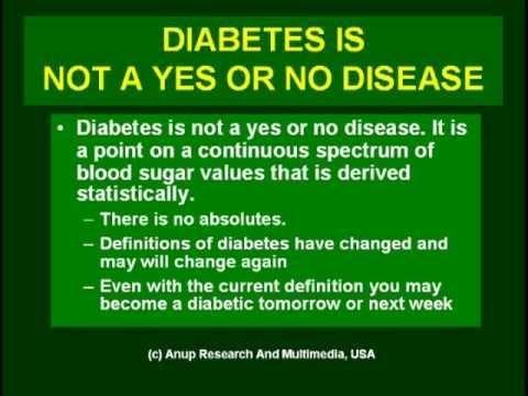 Prediabetes Definition
