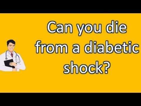 Diabetic Seizure Death