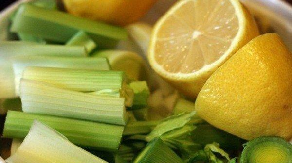 Celery Root And Lemon For Diabetes