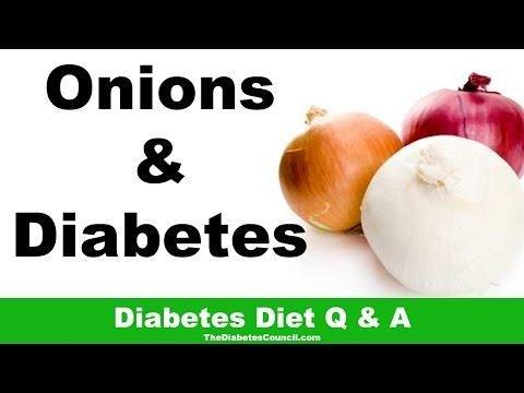 Onion And Diabetes Type 2