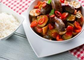 Crockpot Italian Sausage And Vegetables