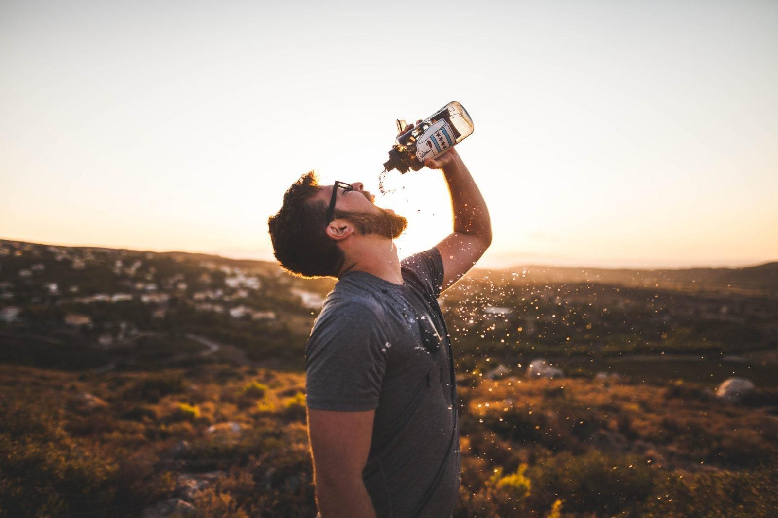 Feeling Thirsty On The Ketogenic Diet?