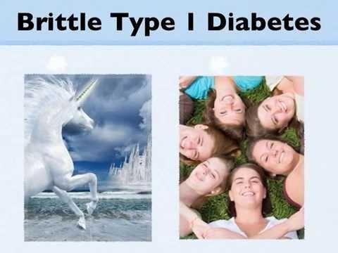 Brittle Diabetes Nhs