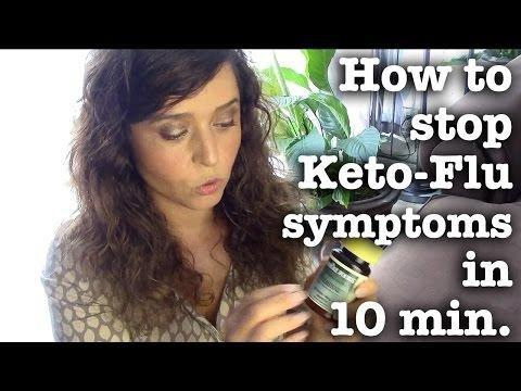Keto Flu A-z: Causes, Symptoms & How To Get Over It For Good!