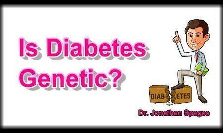 Is Type 2 Diabetes Genetic