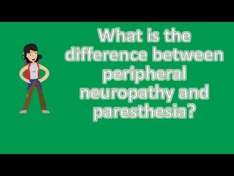 Diabetic Neuropathy Vs Peripheral Neuropathy