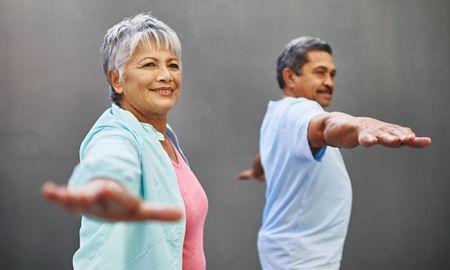 Seven yoga poses for diabetes