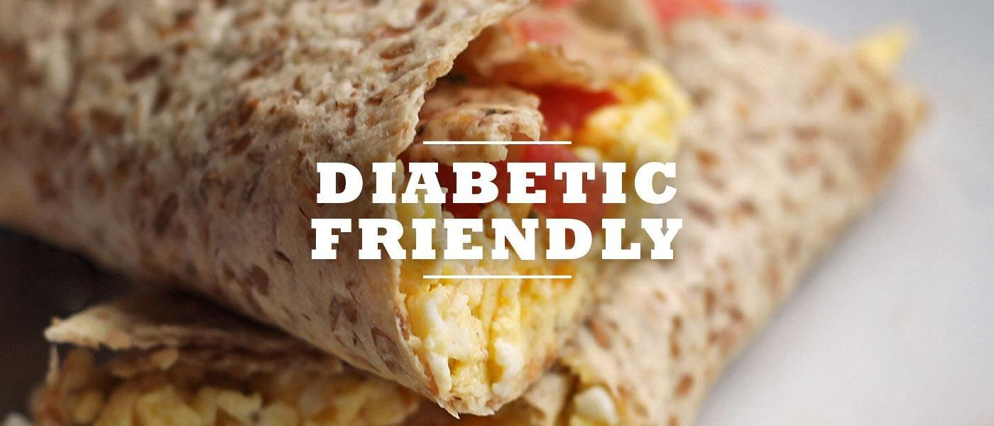 Diabetic Friendly Breads