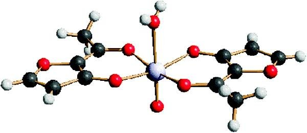 Coordination Chemistry And Insulin-enhancing Behavior Of Vanadium Complexes With Maltol C6h6o3 Structural Isomers