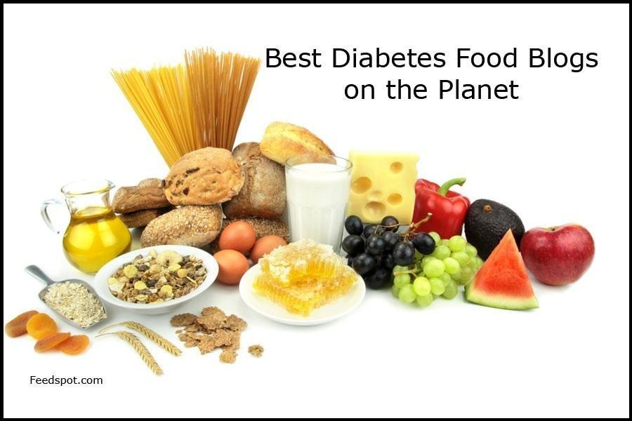 Top 10 Diabetes Food Blogs And Websites In 2018