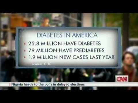 How Many Diabetes In Us