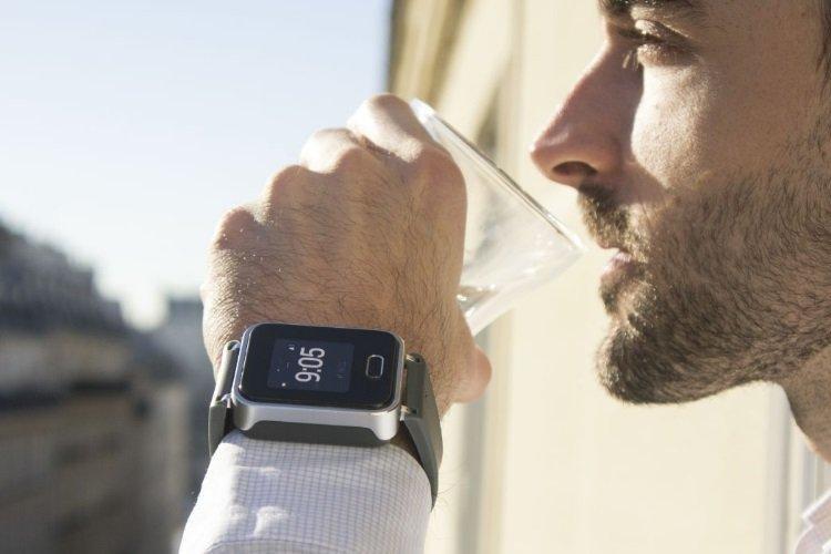 K'track Glucose Watch