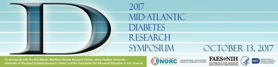 2017 Mid-atlantic Diabetes Research Symposium