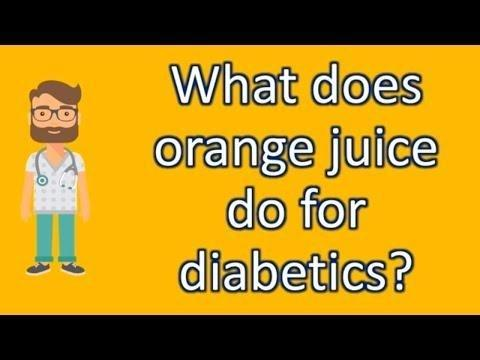 Can You Drink Orange Juice If You Have Diabetes?