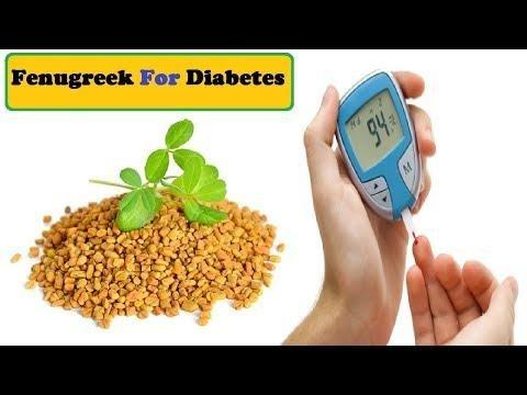 How To Use Fenugreek For Diabetes Treatment?