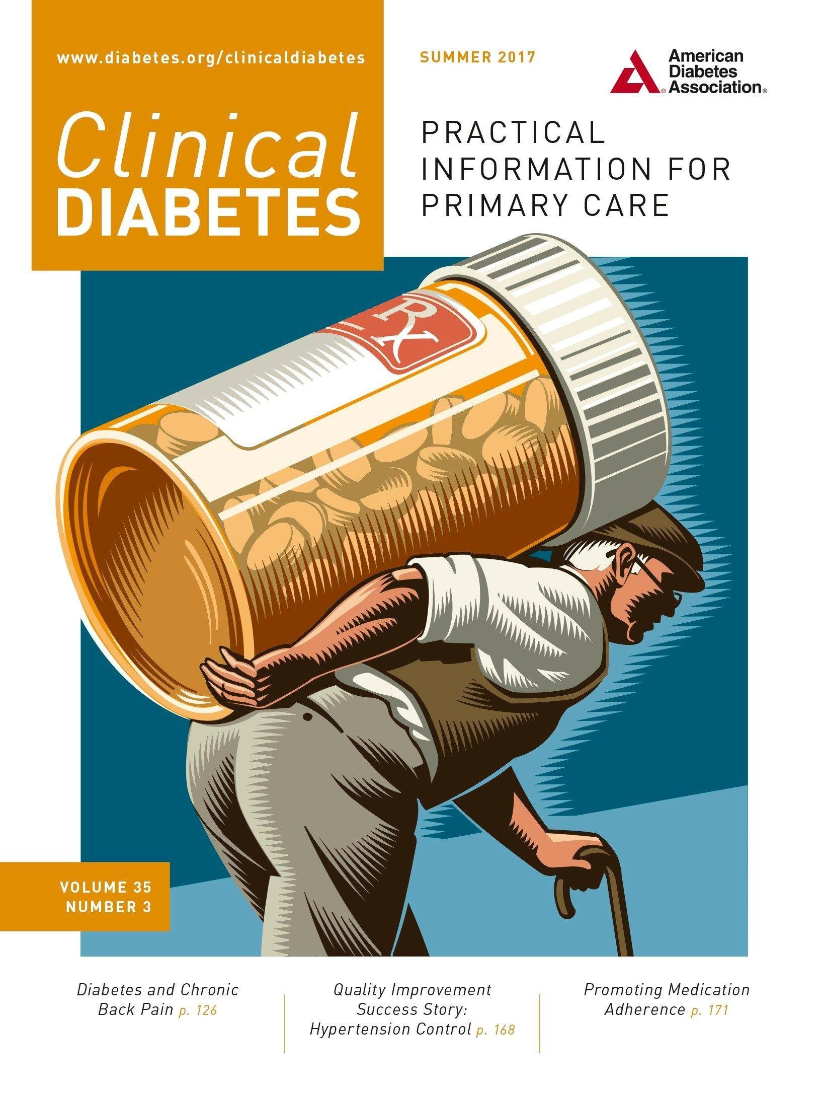 Diabetes And Back Pain: Markers Of Diabetes Disease Progression Are Associated With Chronic Back Pain