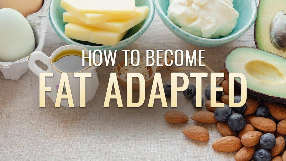 Ketogenic Diet: How To Become Fat Adapted