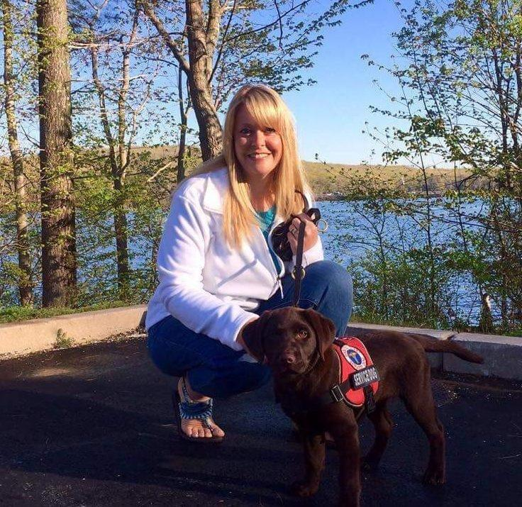 Training My Own Diabetic Alert Dog
